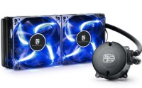 Cooler Procesor DeepCool Liquid Cooler  Maelstorm 240T Blue