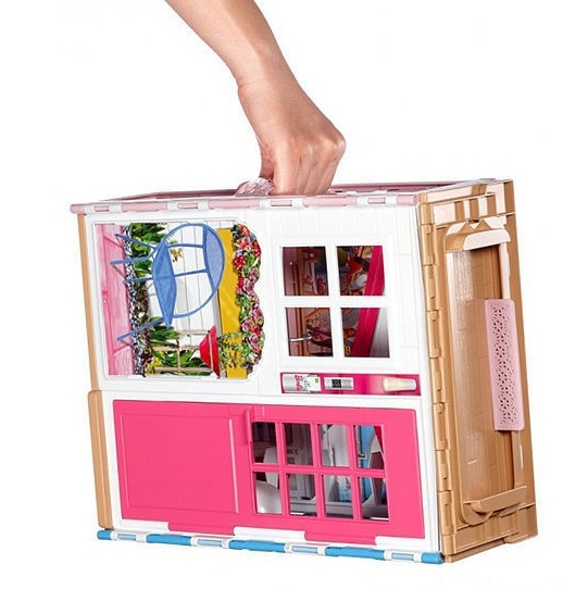 Кукла Mattel Doll House (DVV48)