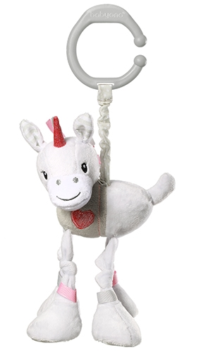 Карусель для кроватки BabyOno Unicorn Lucky (0649)