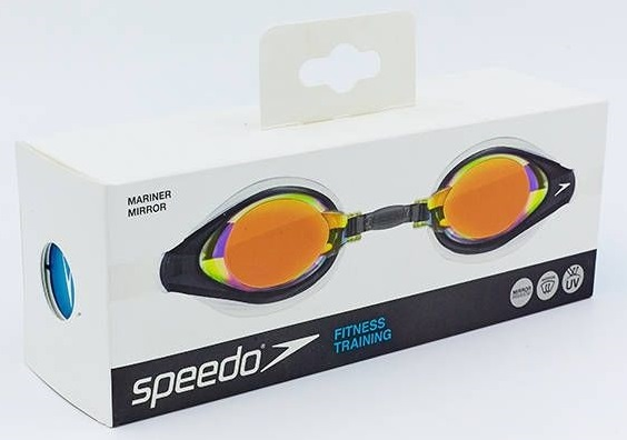 Очки для плавания Speedo Mariner Mirror (8093003540)