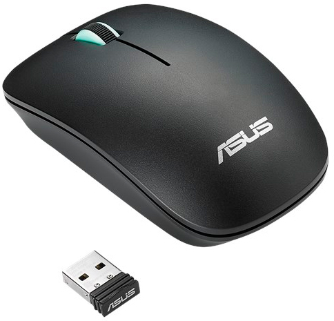 Компьютерная мышь Asus WT300 Black/Blue