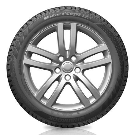 Шина Hankook Winter I*Cept IZ2 W616 225/45 R18 95T XL