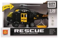 Вертолёт Wenyi 1:20 Rescue Advanced Simulation (WY760A)
