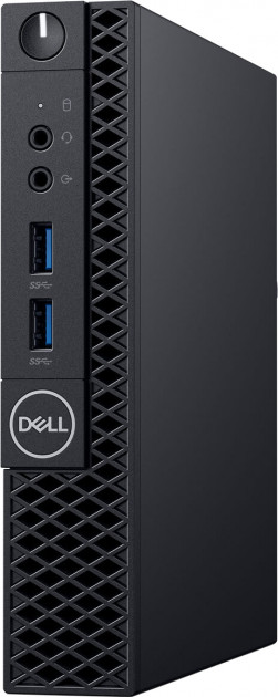 Системный блок Dell OptiPlex 3070 MFF (i3-9100T 8Gb 256Gb W10P)