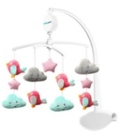 Карусель для кроватки BabyOno Clouds&Birds (0626)