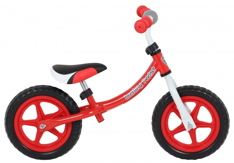 Bicicletă copii Baby Mix Baby Twist (UR-WB-08) Red
