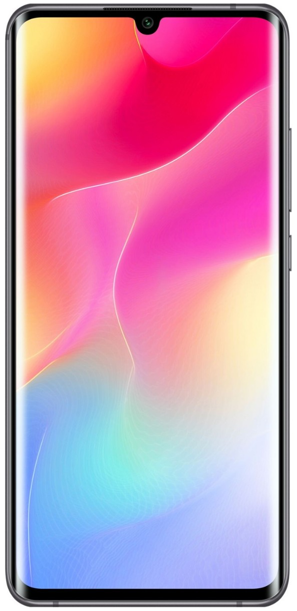 Мобильный телефон Xiaomi Mi Note 10 Lite 8Gb/128Gb Midnight Black